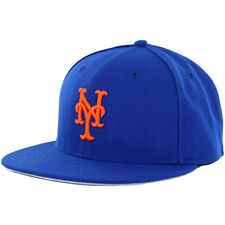 "New Era 59Fifty New York Mets ""Alternate 1"" 2016 Fitted Hat (Royal Blue) MLB Cap"