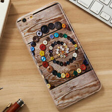 Styles Desgin Sillicon TPU COLORED BACK CASE COVER FOR Apple iphone 6 6s