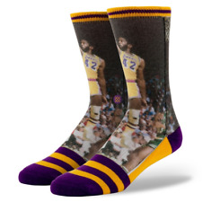 Stance Socks Calze James Worthy NBA Legens Collection