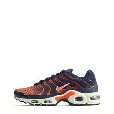 9f8c535e50 Nike Air Max Plus TXT Tuned TN Mens Unisex Trainers Shoes Midnight Navy