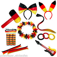 deutschland fan artikel fusball em wm dehnbarer armband. Black Bedroom Furniture Sets. Home Design Ideas