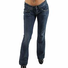 MISS SIXTY Damen Jeans FREE EX LOVE in Blau