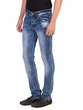 Branded Export Surplus Dark Blue Jeans For Men (GS)