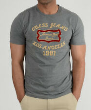 BRANDED Export Surplus Grey High quality Exclusive T shirt  For Men (1981)