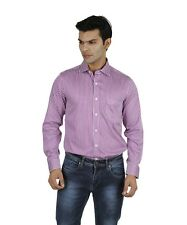 HUGO BOSS Export Surplus Purple Shirt For Men Export Surplus