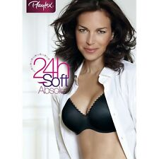 Playtex Bra 24 Hours Style 4183 in Black Colour!!!!! P-1