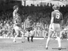 Leicester City v Man United, 24th April 1976