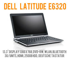 "NOTEBOOK Dell Latitude E6320 - 13,3"" 1366 x 768 - Intel Core i5 2,50GHz - 250GB"