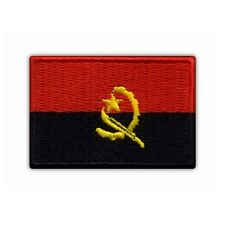 Flag of Angola PATCH/BADGE
