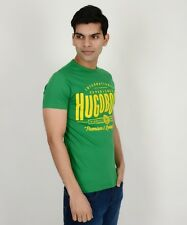 Branded Hugo Boss Globally Green T Shirt For Men