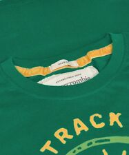 Branded Green T-shirt For Men