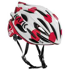 KASK Mojito 16 Cycling Helmet - Sky Grand Tour - Polka Dot (2016)