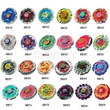 BEYBLADE Spinning Top Set 4D Rapidity Metal Beyblade Fusion Fight Master Toys