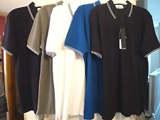 Stone Island S/Sleeve Polo Shirt Regular Fit Various Colours Sizes BNWT RRP £89