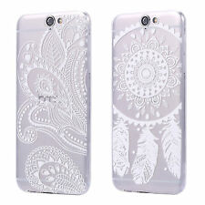 Lenovo A616 CUSTODIA SLIM CASE TPU SILICONE COVER TRASPARENTE CLEAR DREAMCATCHER