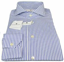 Camicia Pierre Balmain Uomo Men Shirt Button Down Regular Fr  61-10 B.Bia-B