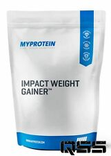 My Protein IMPACT WEIGHT GAINER 5 KG GROWTH AND MAINTENANCE OF LEAN MUSCLE MASS