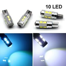 2x 6/10 T10 SMD LED Car Bulb Light Canbus Error Free W5W 501 Side Wedge Lamp