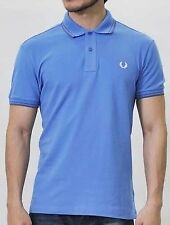 Polo T-shirt Maglia Uomo Men Fred Perry Made Italy slim fit special 3143