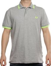 Polo T-shirt Maglia Uomo Men Fred Perry Made Italy light and stretch 3144