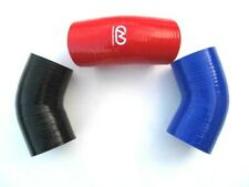 Silicone Elbow Bend Hose Coolant Radiator Sizes- 57,63. 76mm, Degrees 45-180