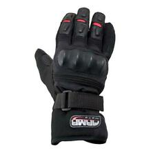 Armr WP525 Guantes Para Motociclista Textil Moto Impermeable Guante Negro New