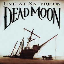 Tales From The Grease Trap 1: Live At Satyricon - Dead Moon (2015, CD NUEVO)