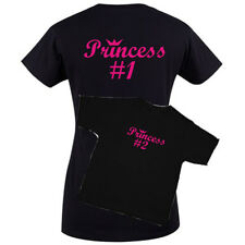 Princess Mom & Daughter T-shirt