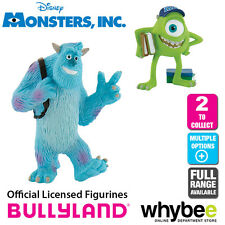 Official Bullyland Disney Monsters Ink - 2 Cake Topper Toy Figures to Collect!
