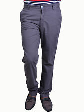 BRANDED EXPORT SURPLUS GREY COTTON TROUSER FOR MEN
