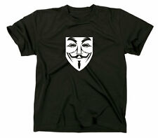 Guy Fawkes Maske T-Shirt, anonymous | occupy | mask | vendetta | revolution