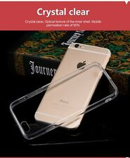 Ultra Thin Soft Silicone Transparent Back Case Cover For Apple Iphone 4 5 6