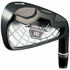 BENROSS MENS CALDO SPEED10 ACCIAIO SET FERRI - GOLF CLUB TRUE TEMPER MANO DESTRA