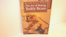 Art Of Making Teddy Bears By Jennifer Laing Australia