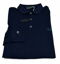 Polo T-shirt Maglia Uomo Men Fred Perry Made in Italy Slim Collar jacket shirt