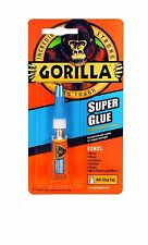 Gorilla Super Glue Strong Gel Select 3g/2 x 3g/15g/15g Gel/12g Brush & Nozzle