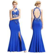 Sexy Mermaid Long Dress Formal Evening Ball Cocktail Party Bridesmaid Prom Gowns