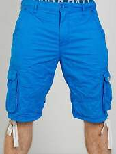 CIPO AND BAXX COTTON SHORTS - CK110 BLUE SHORTS