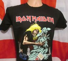 IRON MAIDEN  T SHIRT NEW YOUR CLASSIC