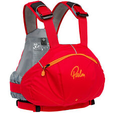 Palm FX White Water PFD Buoyancy Aid 2016 - Red