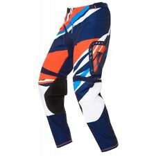 Acerbis Hose X-Gear in Orange/Blau