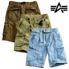 Alpha Industries Shorts Edge Cargohose Cargo Pants Kurze Hose Bermuda S bis 3XL