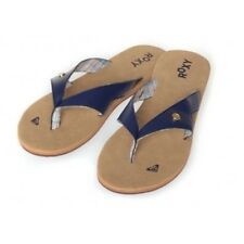 ROXY NADIA LEATHER FLIP FLOP CONCORD 41 INFRADITO DONNA NEW SS 2013