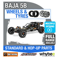 HPI BAJA 5B [Wheels & Tyres] Genuine HPi 1/5 R/C Standard / Hop-Up Parts