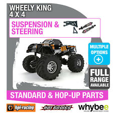 HPI WHEELY KING 4X4 [Steering & Suspension] Genuine HPi Racing R/C Parts!