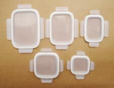 SNAPWARE Plastic COVERS for Corelle White BAKE SERVE STORE DISH *Choose Size