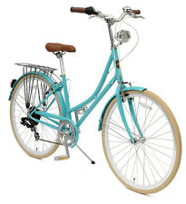 Bicicletta olanda da 28 donna 7 marce Shimano PARIS city bike da passeggio