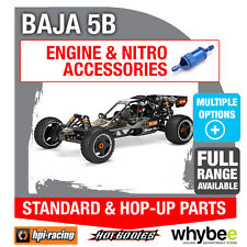 HPI BAJA 5B [All Engine Parts] Genuine HPi Racing R/C Standard & Hop-Up Parts!