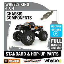 HPI WHEELY KING 4X4 [Chassis Components] Genuine HPi Racing R/C Parts!