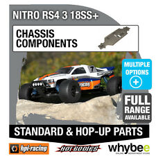 HPI NITRO RS4 3 18SS+ [Chassis Components] Genuine HPi Racing R/C Parts!